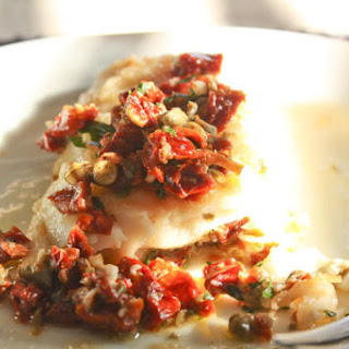 Pan Roasted Cod