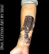 Dna Tattoo Art By Mac photo 3