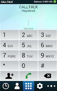 Calltalk - náhled