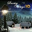 Snowy Village HD LWP icon