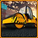 Big City Road Construction Builder: Excavator Game icon