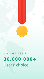 VPN Proxy Master-Free security Screenshot