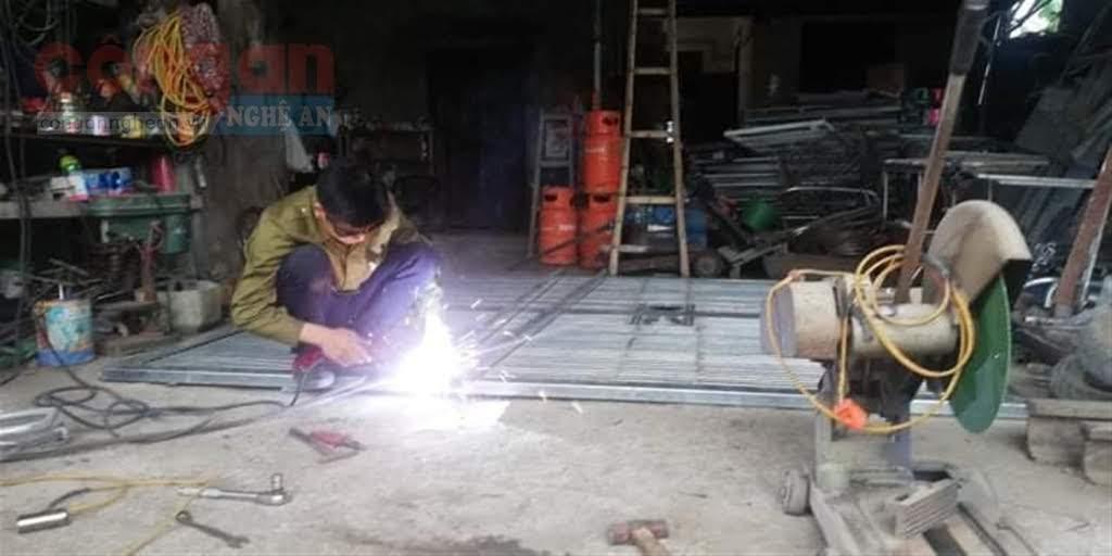 Anh Cao Đình Bốn là gương thanh niên phát triển kinh tế giỏi tại địa phương
