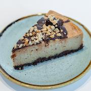 Gluten-Free Chocolate Peanut Butter Cheesecake