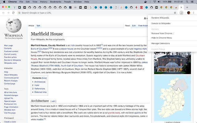 Random Wikipedia