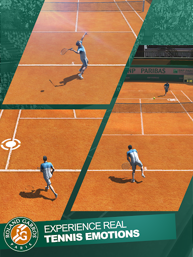 French Open: Tennis Games 3D - Championships 2018 1.33 screenshots 9