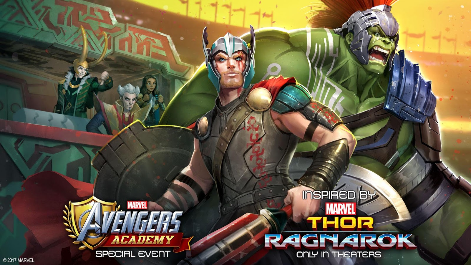MARVEL Avengers Academy- screenshot