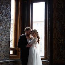 Wedding photographer Sergey Perov (perovss). Photo of 14.02.2018