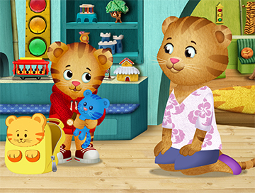 Daniel Tiger's Neighborhood - poster