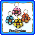 Floral Keychain icon