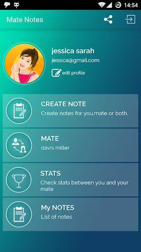 Mate Notes