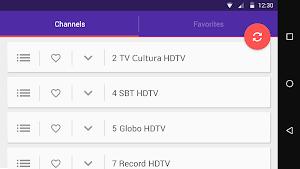 Mobile TV apk screenshot
