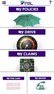 myPBLInsurance- screenshot thumbnail