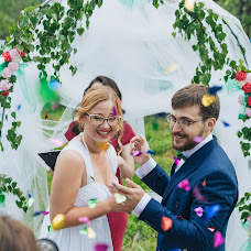 Wedding photographer Ekaterina Vlasova (EVlasova). Photo of 25.07.2016