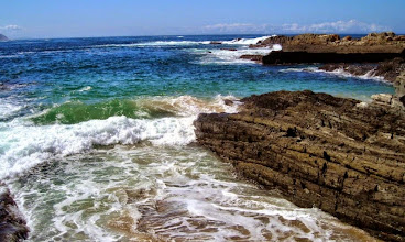 Photo: An Indian Ocean scene at Tsitsikamma National Park