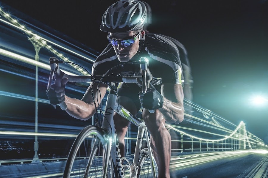 Pieter Pieters Photography 2015 by Pieter Pieters - Sports & Fitness Cycling ( cycling sport, speed, night )