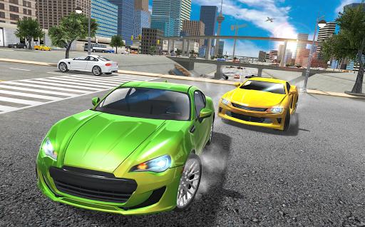 Car Driving Simulator Drift  screenshots 11