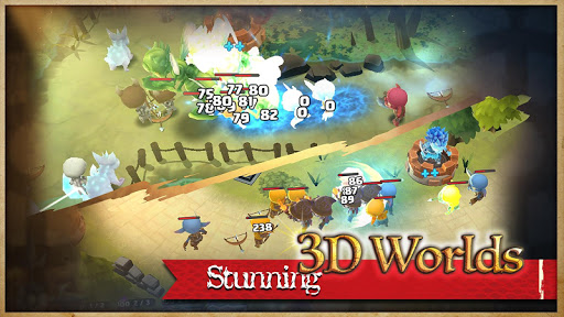 Beast Quest Ultimate Heroes screenshot 6