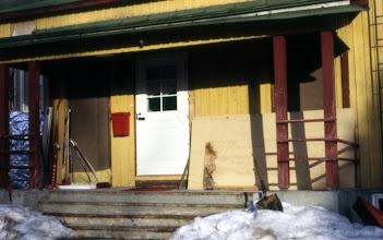 Photo: 1987 Remontti alussa 1