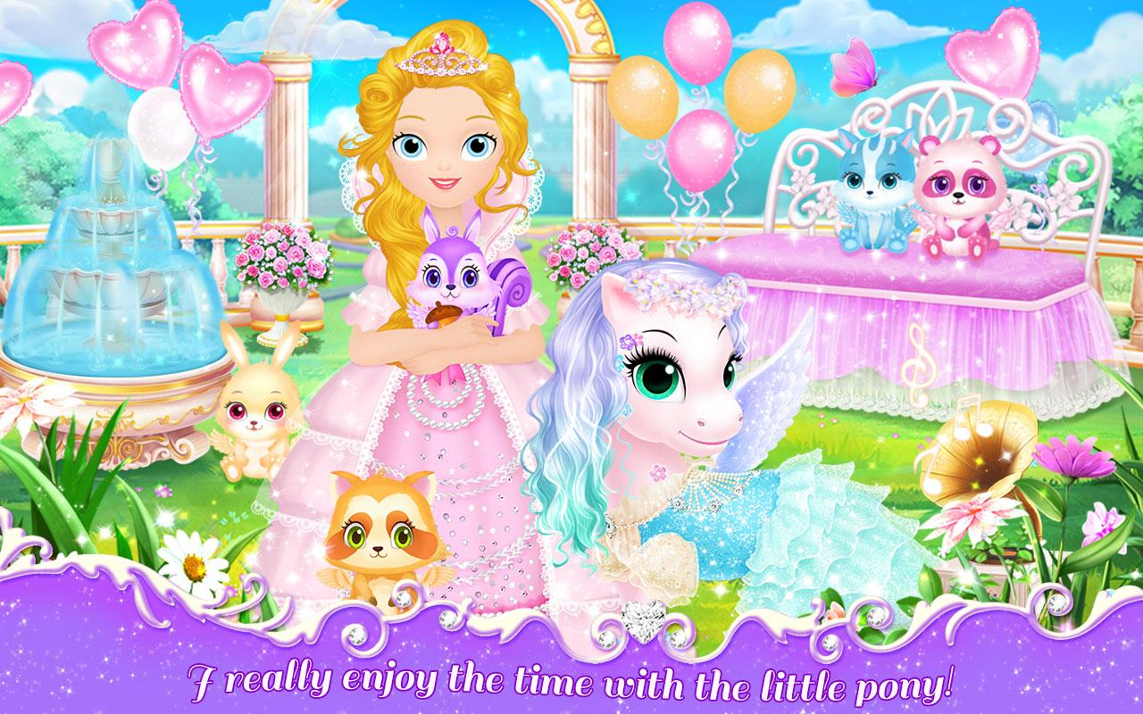 Pororo Cute Wallpaper Princess Libby My Beloved Pony Android Apps On Google Play