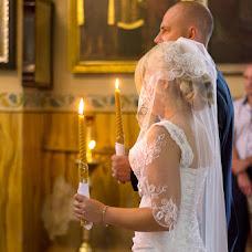 Wedding photographer Oksana Sinicina (ksuha). Photo of 08.08.2017