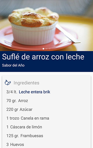 Sabor del Año- screenshot