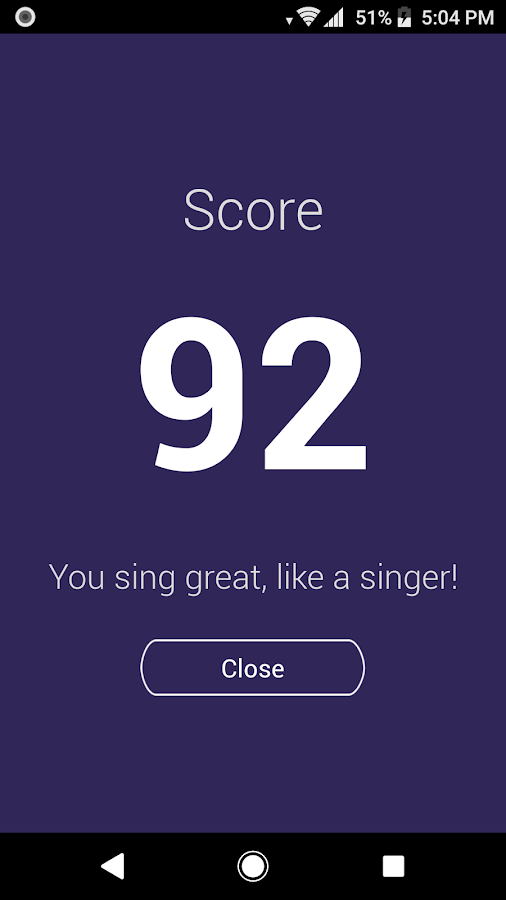 Karaoke Sing : Record- screenshot