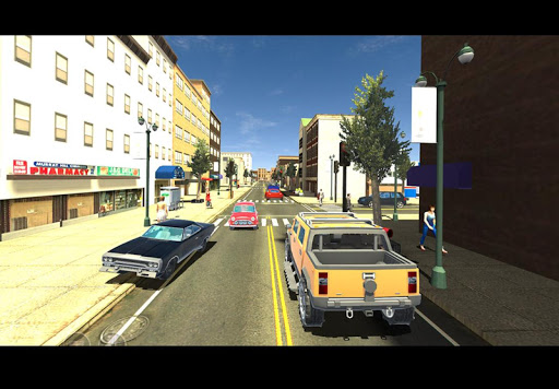 Crime Wars S. Andreas 1.2 screenshots 9