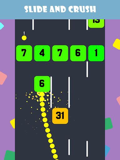 Slide And Crush - redesign snake game 2.2.6 screenshots 6