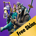 Free Skins for Battle Royale - Daily News Skins 2.0