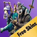 Free Skins for Battle Royale - Daily News Skins APK