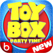 Toy Box Story Party Time - Free Puzzle Drop Game!
