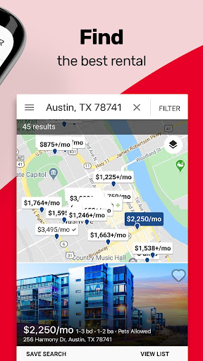 Realtor.com Rentals: Apartment, Home Rental Search 3.9.0 Screenshots 4