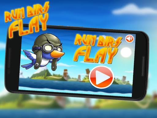 Run Birds Flay