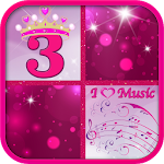 Piano Tiles Pink 3