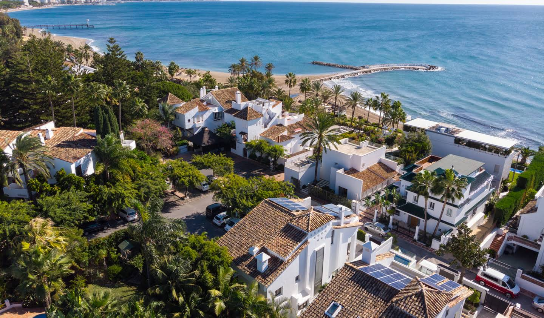 Villa avec terrasse Marbella