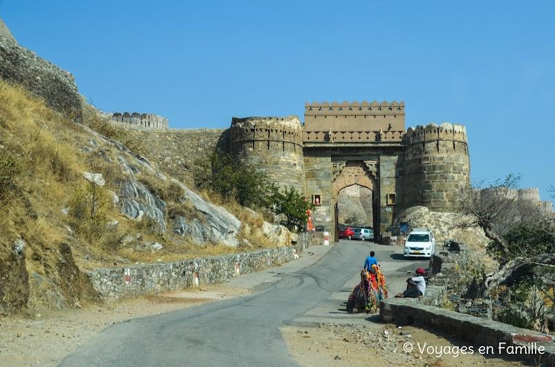Porte Kumbhalgarh