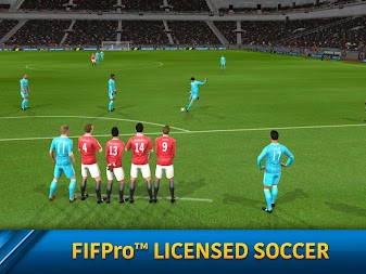 Dream League Soccer 2019 APK screenshot thumbnail 11