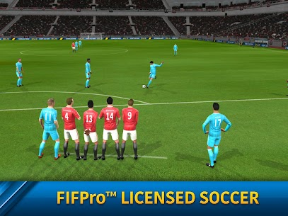 Dream League Soccer 2019 Mod 6.12 Apk [Unlimited Money] 6