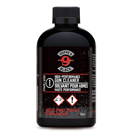 Hoppes Black Gun Cleaner 118ml