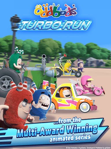 Oddbods Turbo Run 1.7.0 screenshots 8