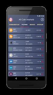 Crypto Coin Market Cap - náhled
