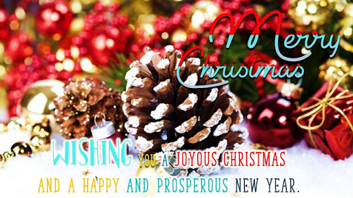 Merry Christmas Greeting and Happy New Year 2020 screenshots 7