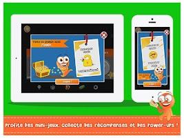 Screenshot of iTooch Français CM2