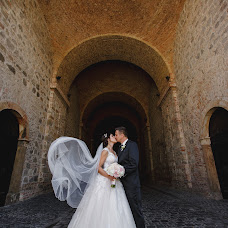 Wedding photographer Balázs Andráskó (andrsk). Photo of 27.06.2018