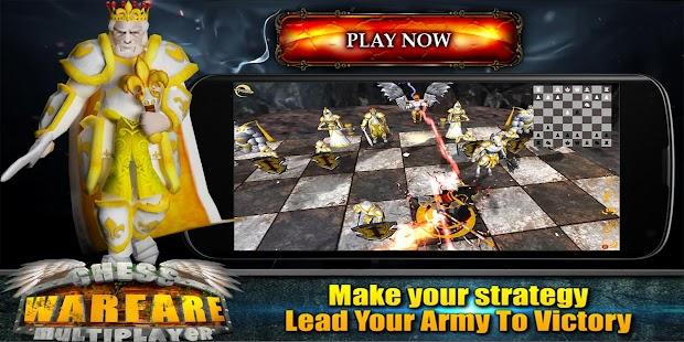 Warfare Chess screenshot