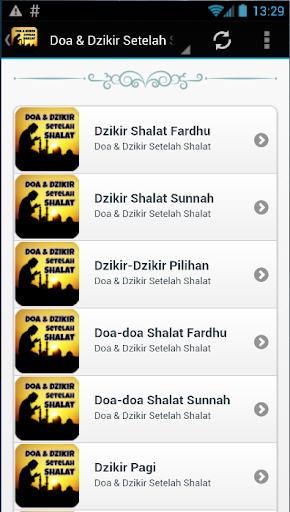 Doa & Dzikir Setelah Sholat 2.0 screenshots 2