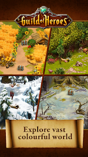 Guild of Heroes - fantasy RPG screenshot 04