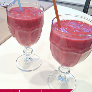 Apple Banana Berry Smoothie Recipes.