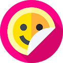 Awesome Stickers for Whatsapp - WAStickerApps icon